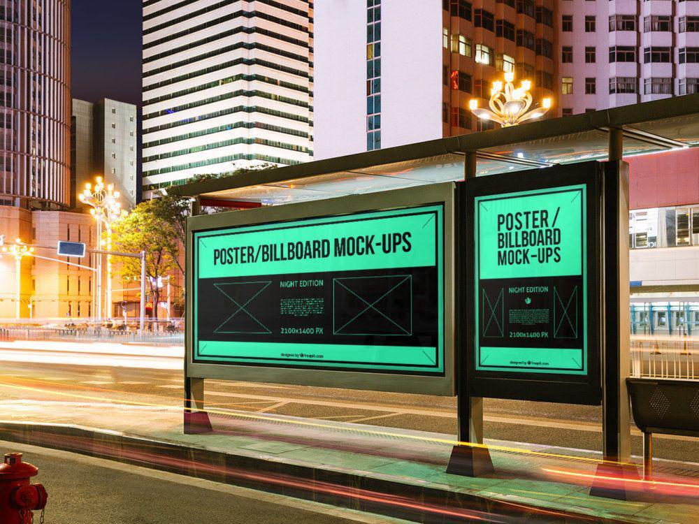 10-Urban-Poster-Billboard-MockUps
