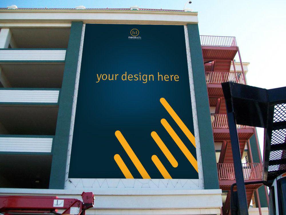 9 Free PSD Billboards Outdoor Mockups