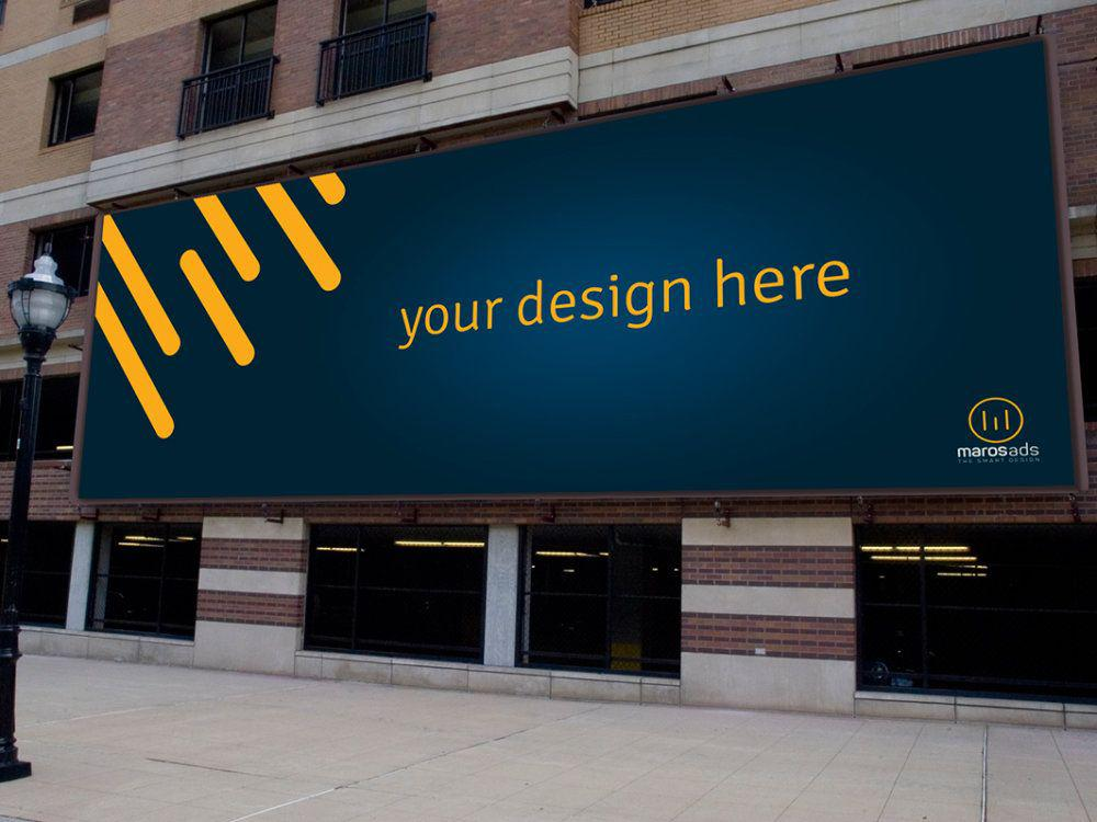 9 Free PSD Billboards Outdoor Mockups