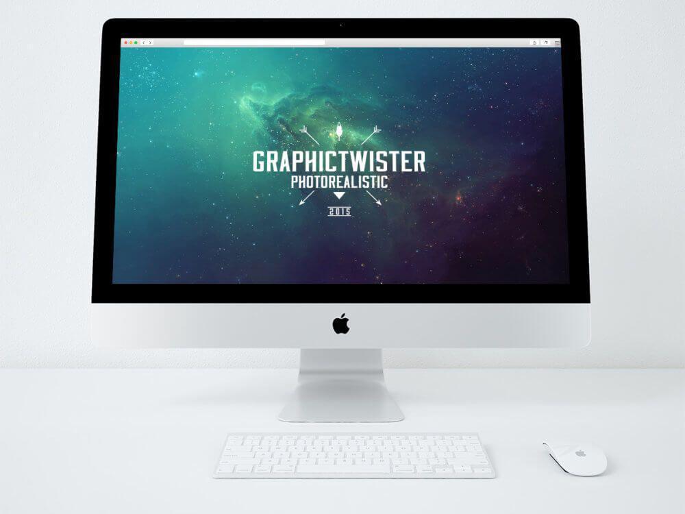 front-iMac-desk-mockup