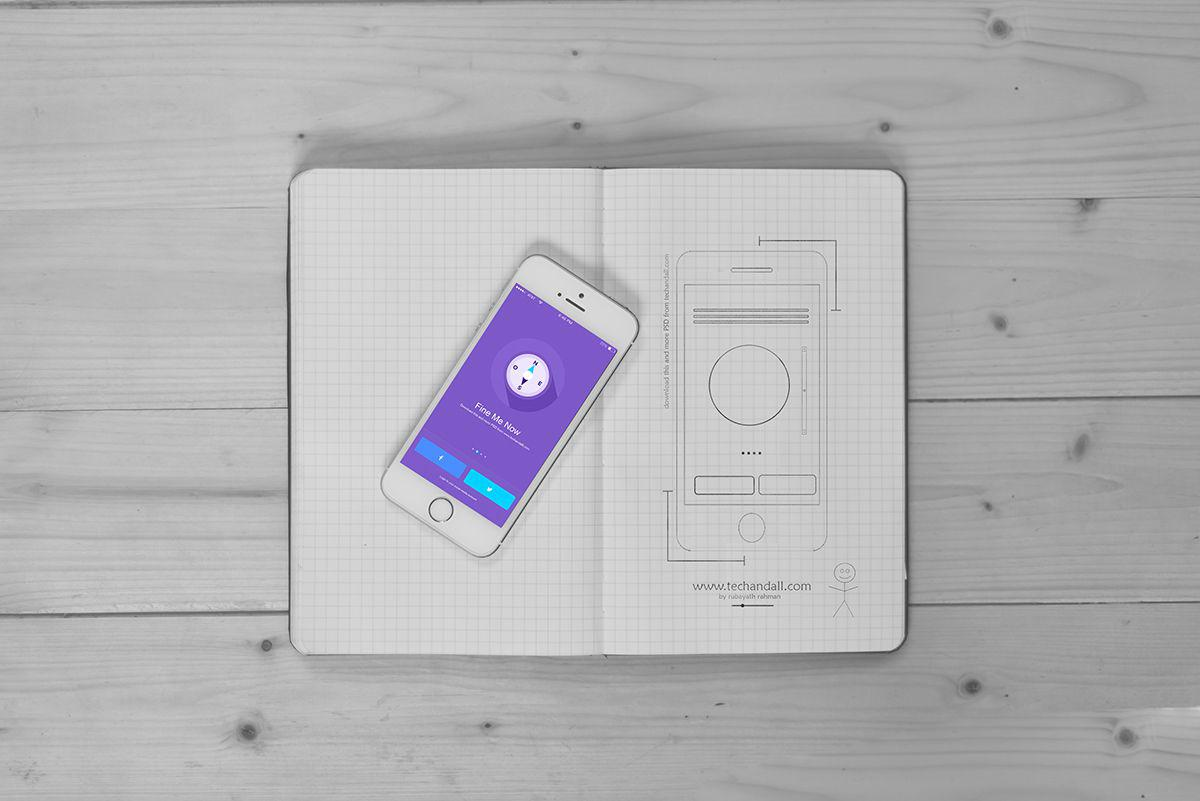 iOS-App-Showcase-Mockup-PSD-3