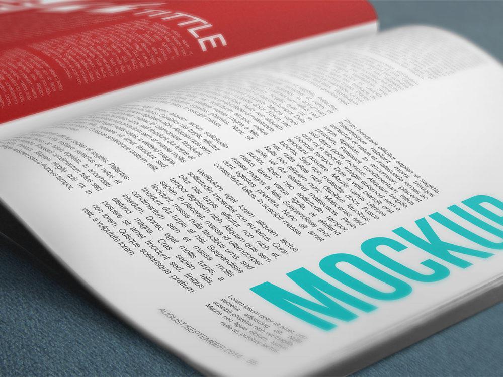 Magazine Mockups 4K