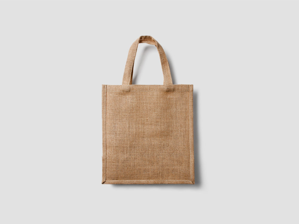 Eco Bag Freebie Mockup