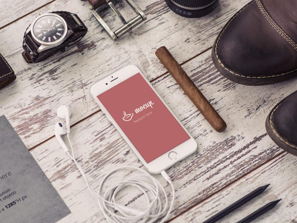 free mockup iphone