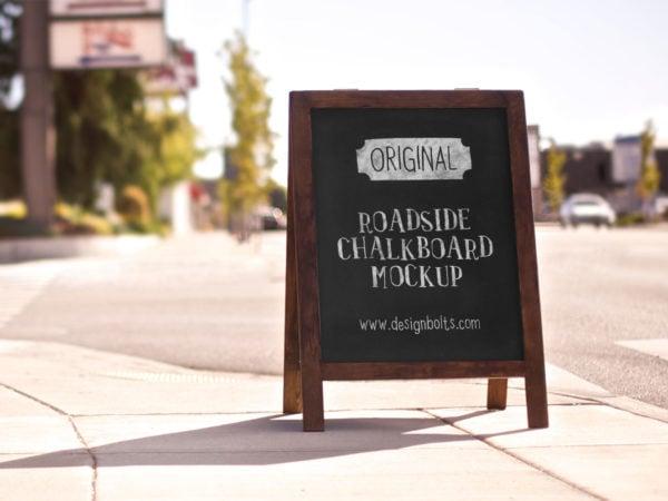 Free-Roadside-Chalkboard-Mockup-PSD