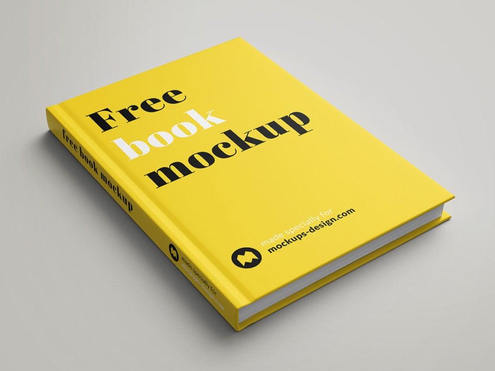 Free-book-mockup