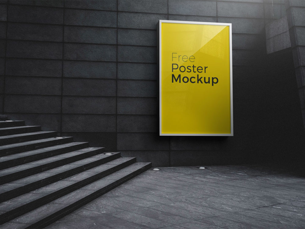 Poster-And-Billboard-Mockups