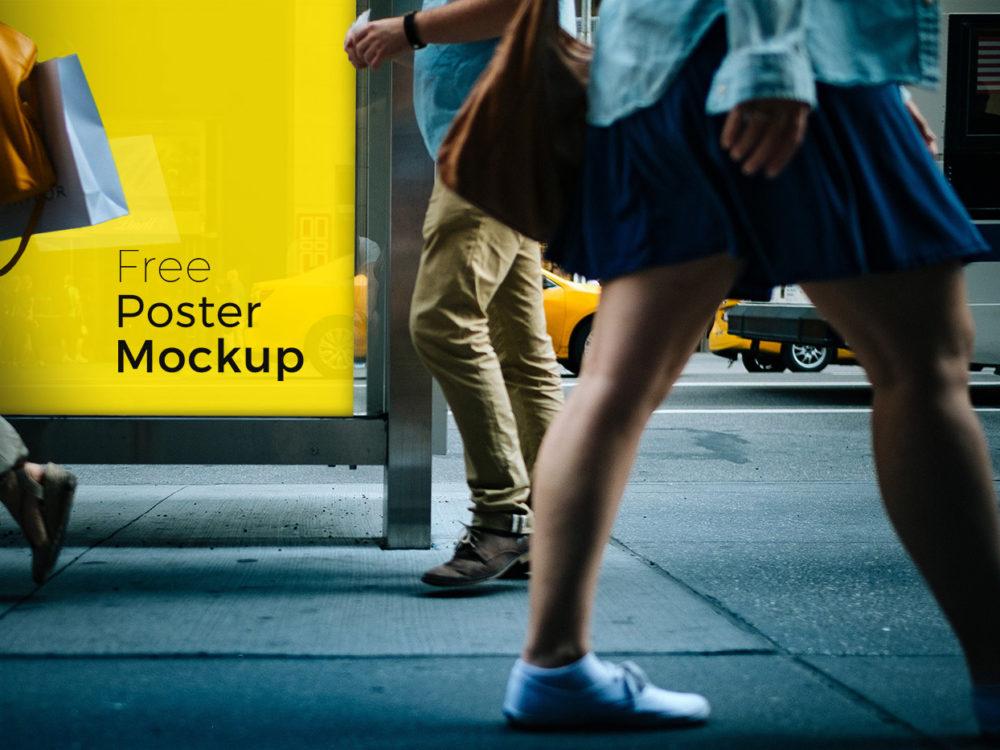 Poster-And-Billboard-Mockups
