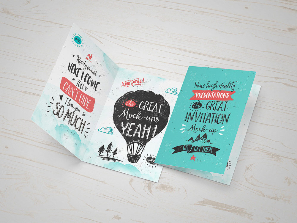 Invitation-Greeting-Card-Free-PSD-Mockup