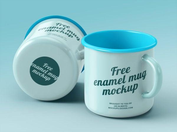Enamel-Mugs-Free-PSD-Mockup