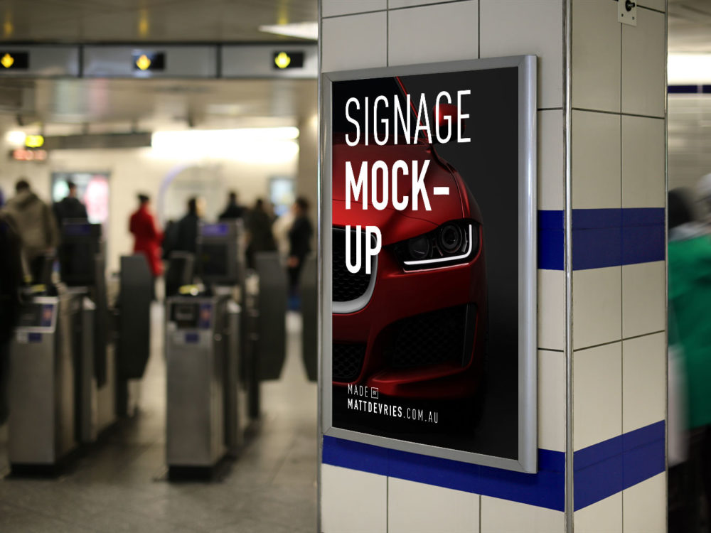 Advertising-Signage-Free-PSD-Mockup
