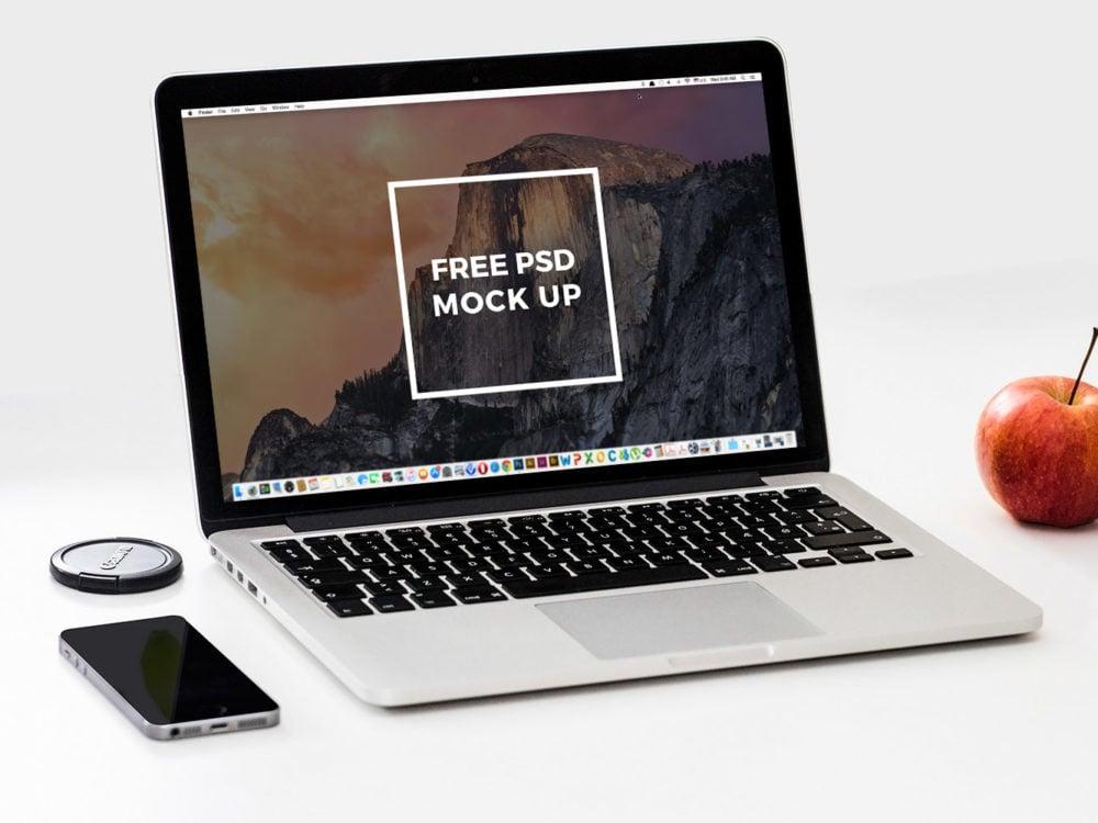 Macbook-Pro-2-Free-PSD-Mockups