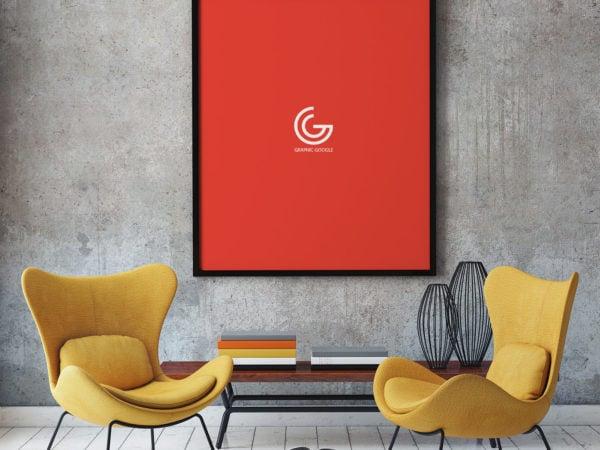 Elegant-Poster-Free-PSD-Mockup