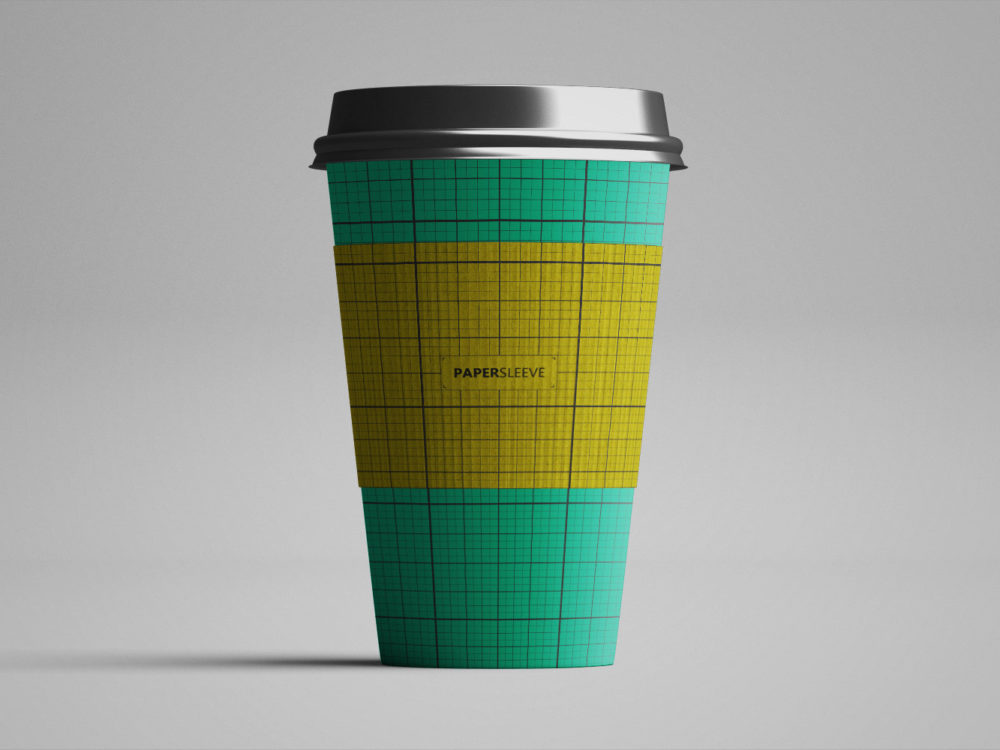 Paper Coffee Cup Free Mockup