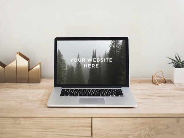 MacBook Pro Mockup
