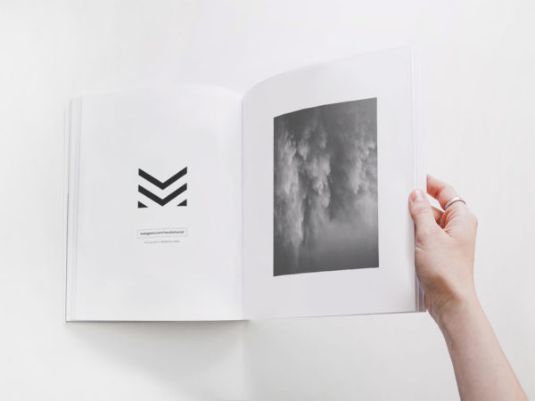 Open Book Mockup Free PSD
