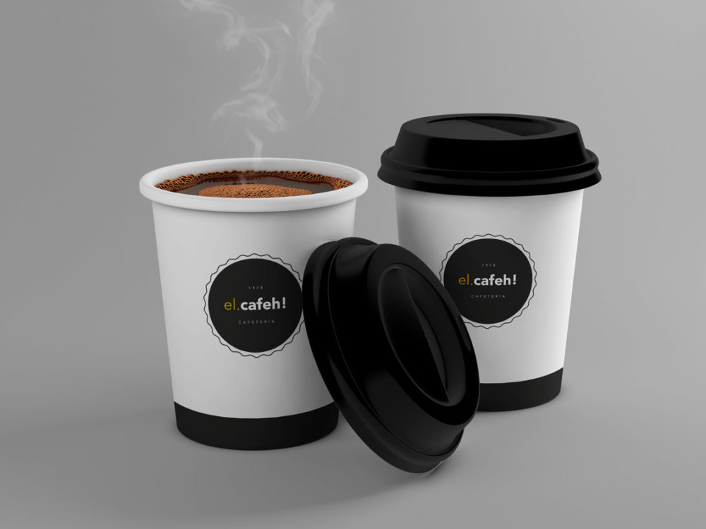 Coffee Cup Free Mockups