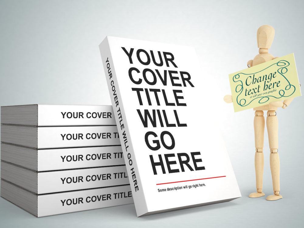 Free Book Mockups PSD Download