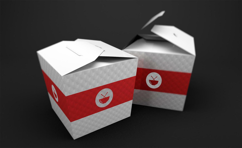 food box mockup psd free download