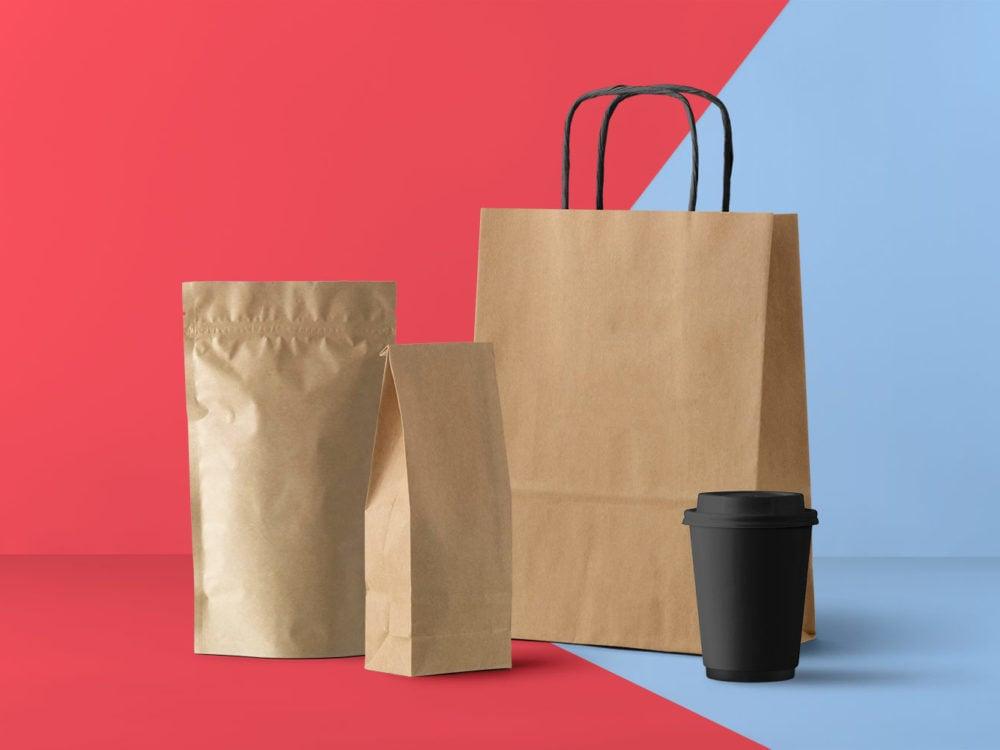 Packaging and Branding Mockup Pack