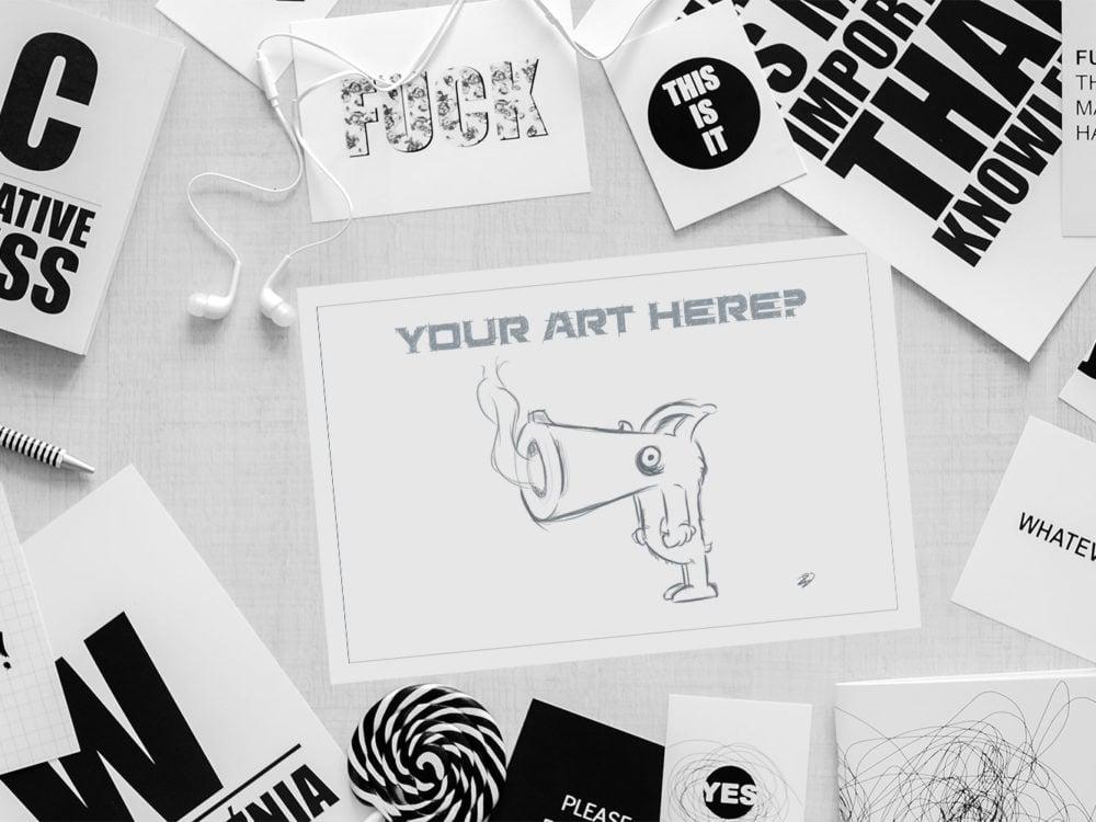 Sketch Free PSD Mockup