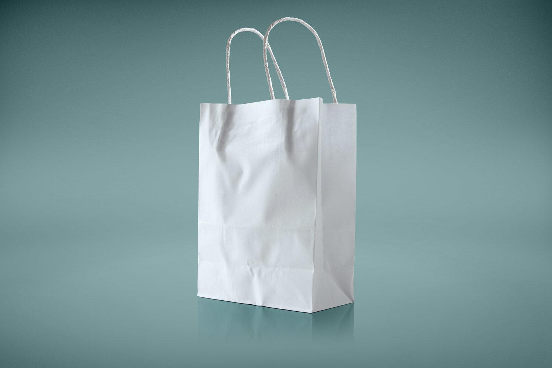 Paper Bag Mockup Psd Free Mockup
