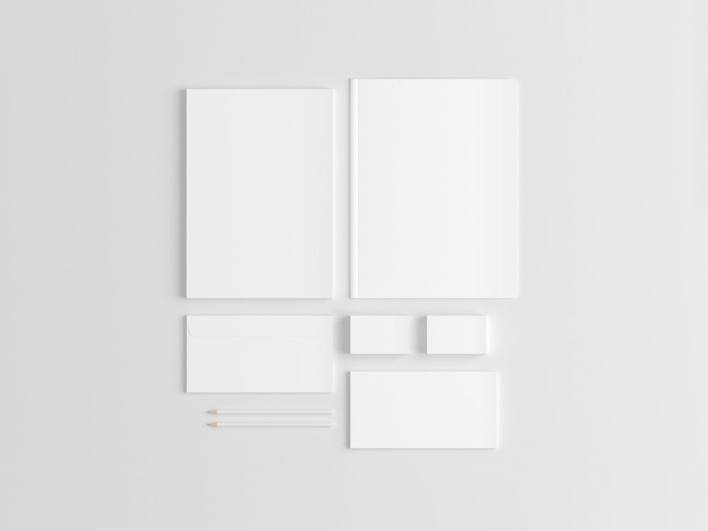 Branding Mockup Set (Free Sample)