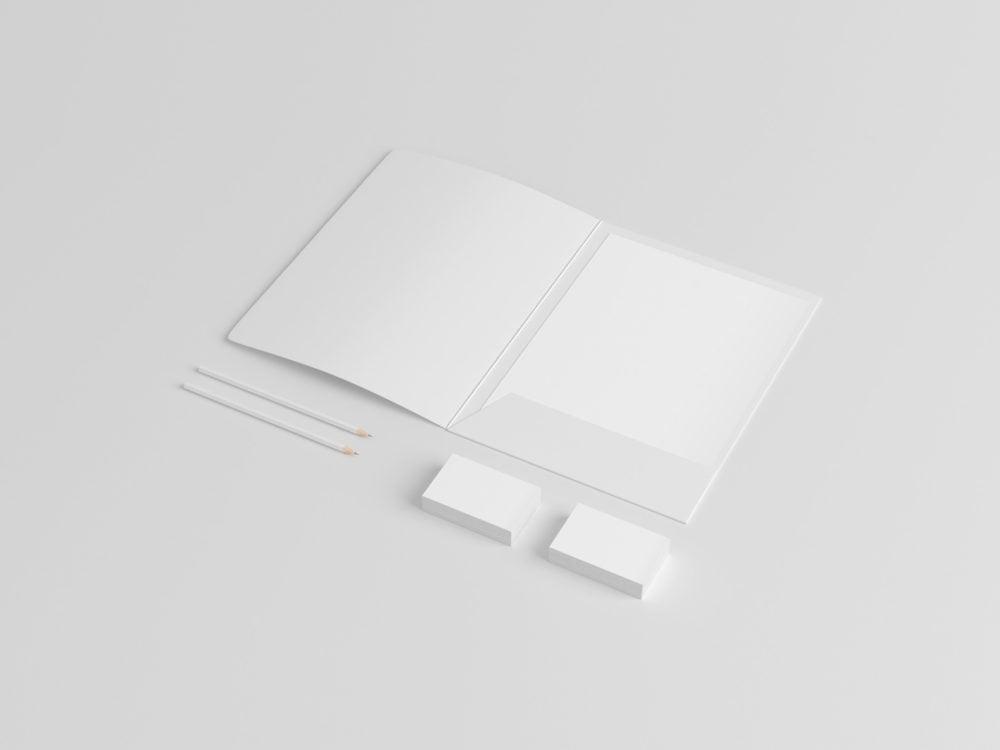 Branding Mockup Set (Free Sample)