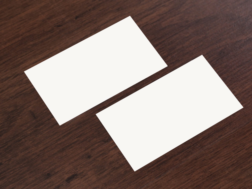 Business Card and Tablet Free Mockup