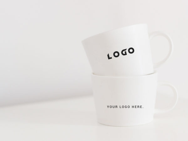 Cup Mock up Free PSD