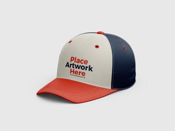 Free Baseball Cap Mockup 2018
