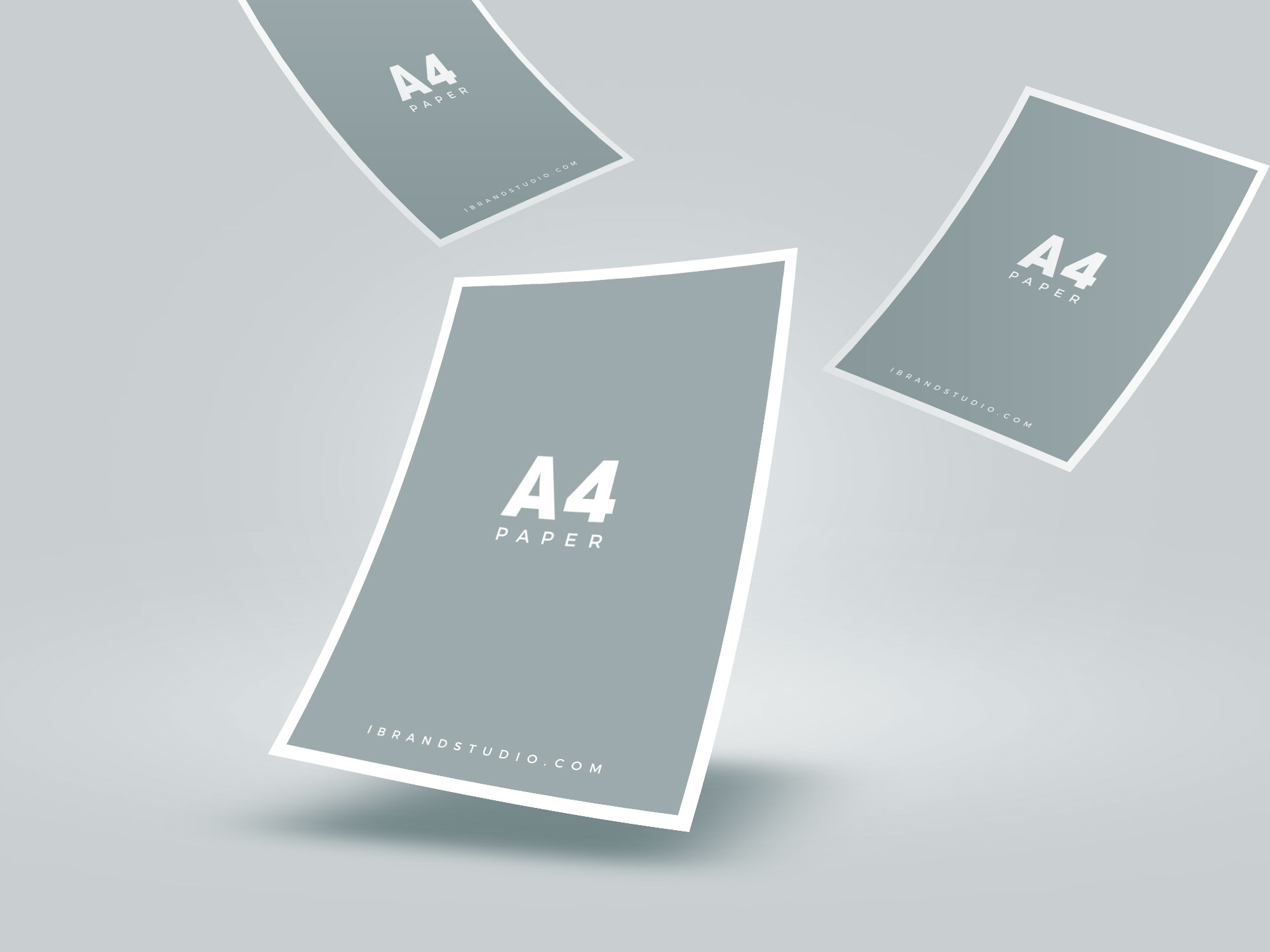 Free-Floating-A4-Paper-Mockup-01