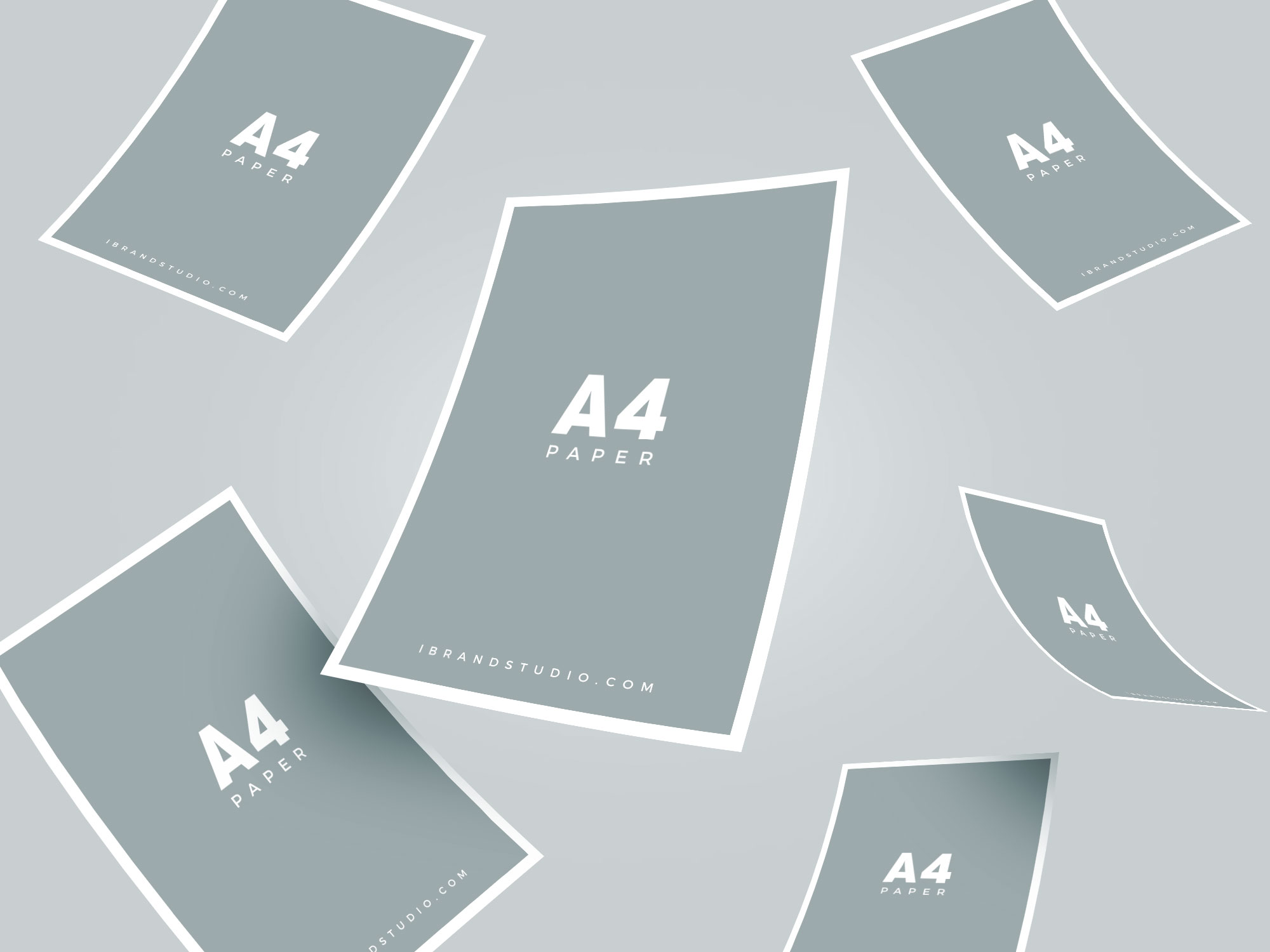 Free-Floating-A4-Paper-Mockup-04