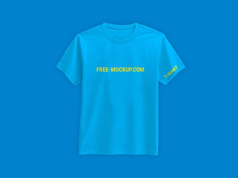 Free PSD T-Shirt Mockup