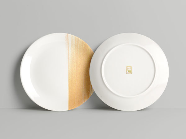 Free Plate Mock-Up
