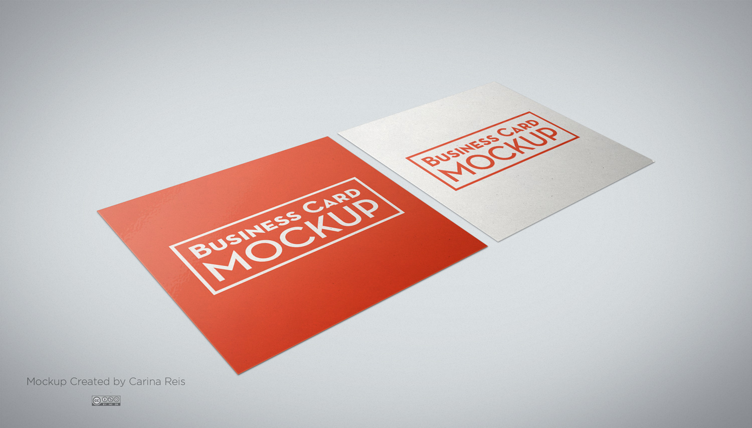 Free square business card mockup free mockup free square business card mockup colourmoves Images