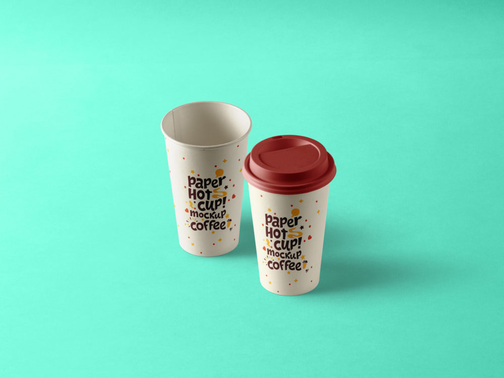 Paper Hot Coffee Cup