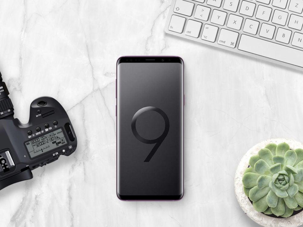 Free Samsung Galaxy S9 Plus Mockup