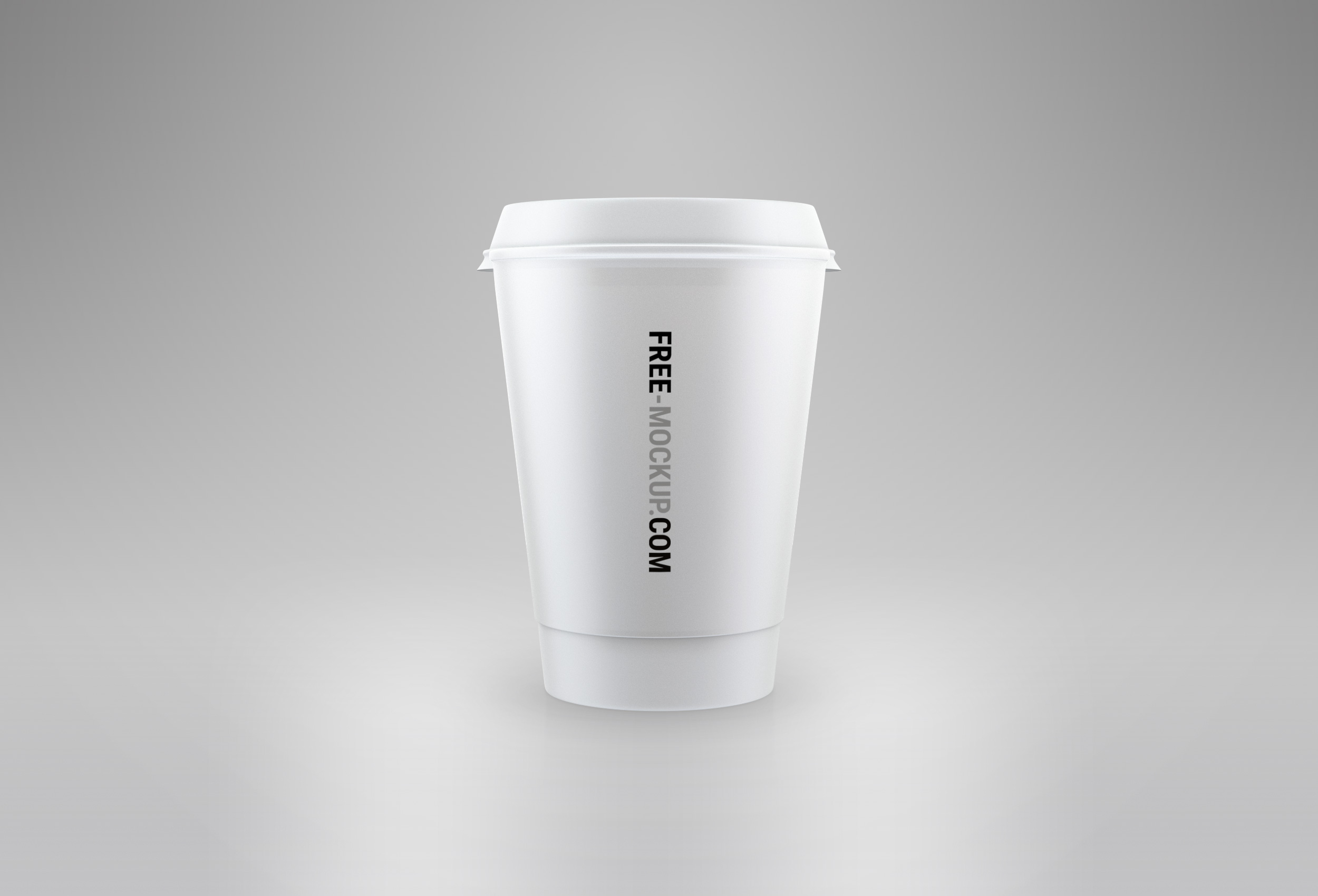 Starbucks Coffe Cup Style Mockup Free Mockup