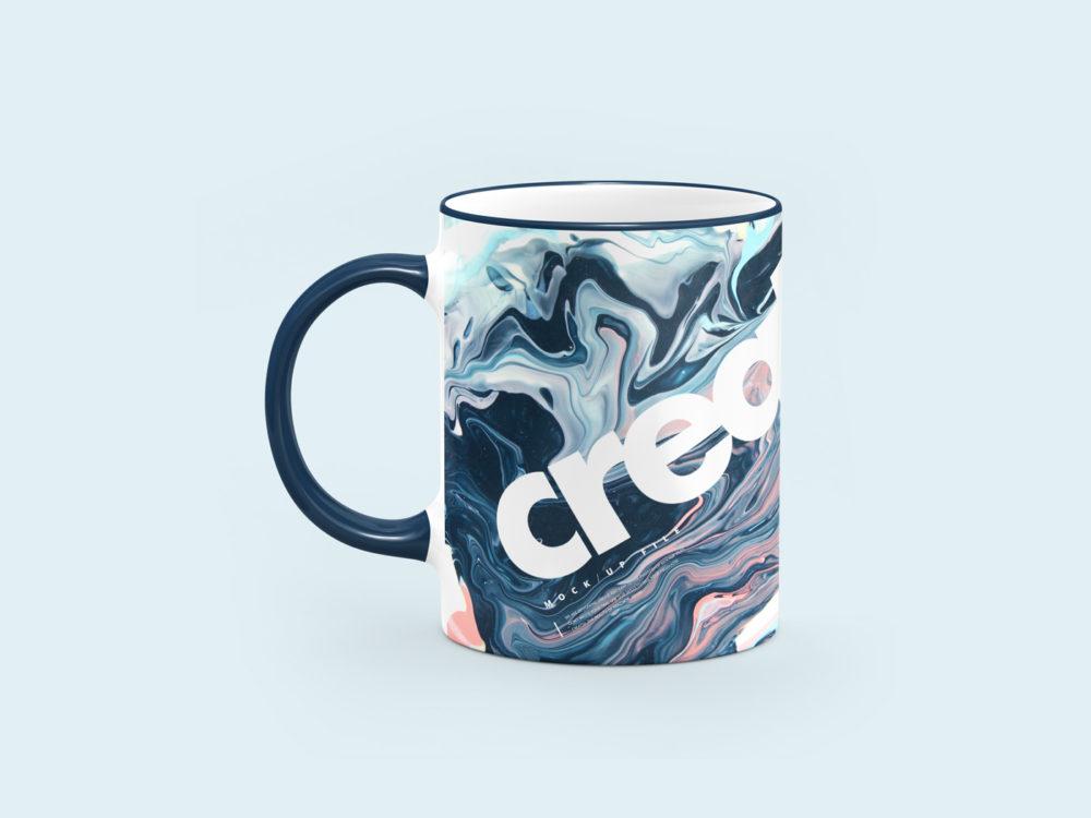 Sublimation Mug Mockup Set