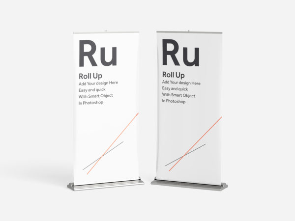 Two Free Roll-Ups Mock-Up