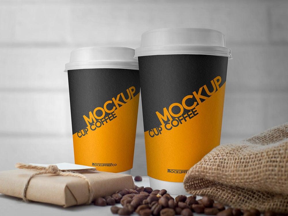 Coffee Cup Mockup Free