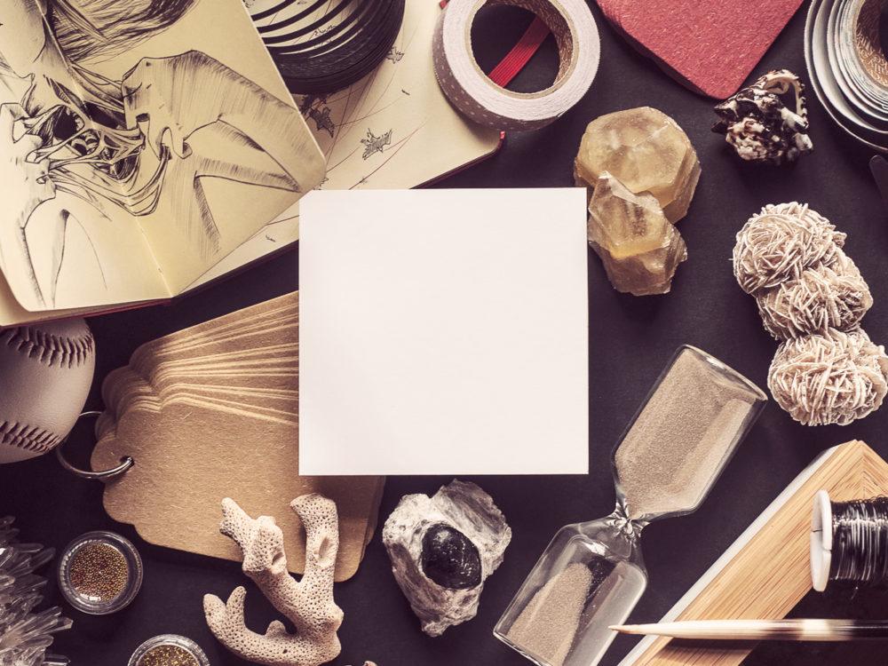 Logo Mockup Illustration Showcase