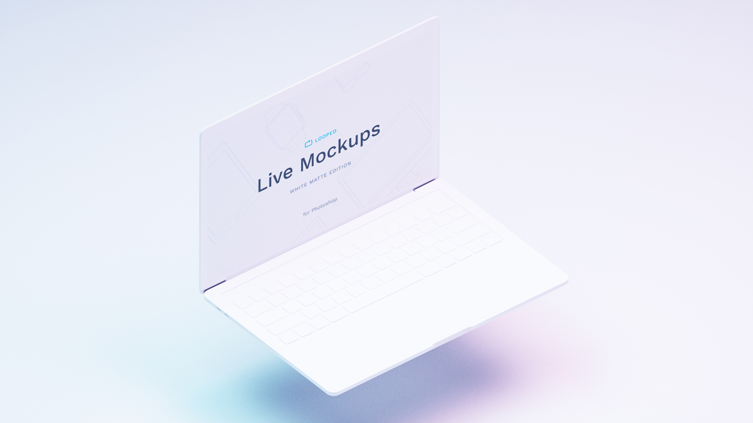 Macbook-Color-White-Matte-Apple-Devices-Mockup