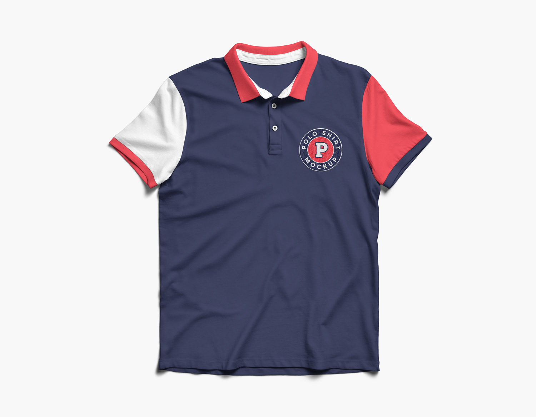 Polo Shirt Mockup Free Mockup