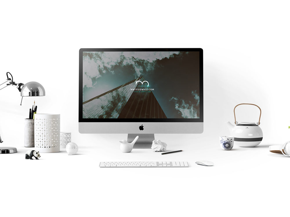 iMac and Macbook Mockups