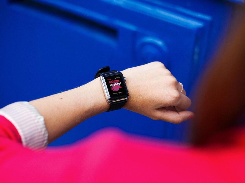 Apple Watch Mockup Free