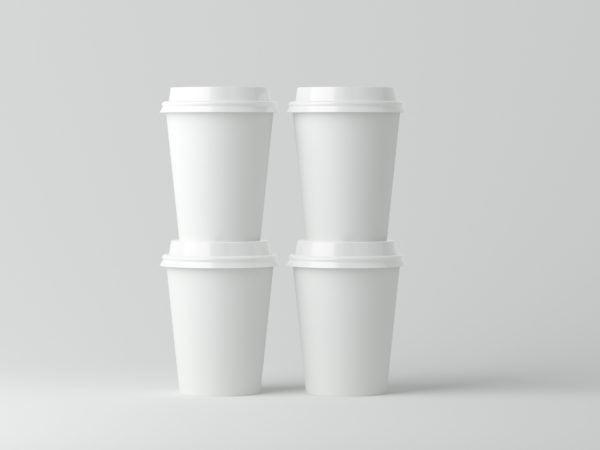 Free Papercup Mockup