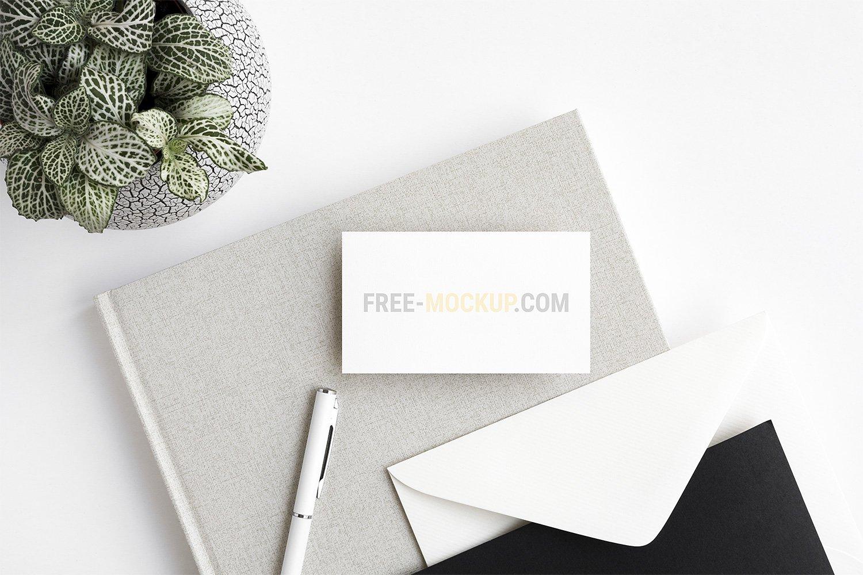 Minimalist business card mockups set free mockup minimalist business card mockup 02 reheart Choice Image