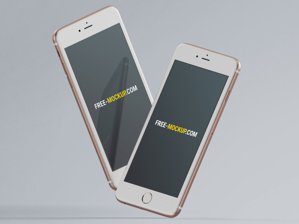 Video iPhone Mockup Free